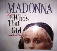 DISQUE 45T B.O FILM WHO'S THAT GIRL MADONNA