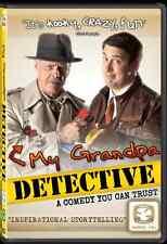 Christian Movie Store -- My Grandpa Detective - DVD -- New Sealed