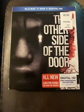 The Other Side of the Door (Blu-ray) With Slipcover Free Shipping