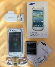 Samsung S3 Mini GT-I8190N 8GB Marble White Unlocked ANDROID Smartphone