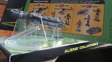 Micro machines aliens alien uss sulaco spaceship model with display stand