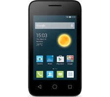ALCATEL ONETOUCH PIXI 3 (3.5'' Screen)  Black (Unlocked) Android 4.4 Smartphone