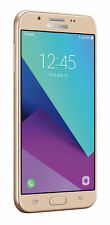 Samsung Galaxy J7 Prime SM-J727T - 16GB - Gold - T-Mobile - At&t - GSM Unlocked