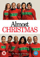 Almost Christmas DVD (2017) Gabrielle Union, Talbert (DIR) cert 12 ***NEW***