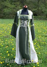 """Battle Merchant Mittelalter-Kleid """"Saphiria"""" Mittelalterkleid LARP S-XXL"""