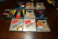 "100 NEW SEALED VERBATIM TDK 3M MAXELL 3.5"" FLOPPY DISK IBM COMPUTER FORMATTED"