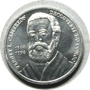 elf Congo Democratic Rep 50 Cent 2002  Lion  Cameron