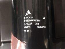EPCOS Electrolytic Capacitor B43580C5478M 450V 4700uF