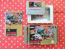 Street Fighter II SNES Super Nintendo in OVP mit Anleitung