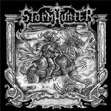 "Stormhunter ""Stormhunter"" black LP + CD [GERMAN HEAVY METAL, like Running Wild]"