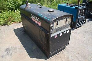 Lincoln Shield-Arc 250 Perkins Diesel Welder/Generator Vintage