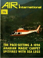 AIR INTERNATIONAL OCT 78: AGUSTA A109A/ SEAFIRE REVIEW/THAI NAVY CANADAIR CL-215