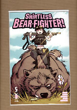 SHIRTLESS BEAR-FIGHTER #5  JJC VARIANT LIMITED TO 500 IMAGE COMICS NM/MT