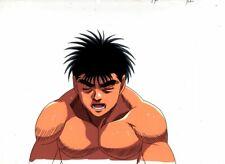 HAJIME NO IPPO - FIGHTING SPIRIT Japanese animation cel w/douga B2