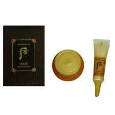 Whoo Gongjinhyang Special Gift 2 Items Korean Cosmetics Anti Aging Wrinkleless