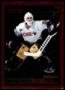 1995-96 Bowman Draft Choice AHL Top Prospects Mathieu Garon #P14