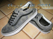 Vans Sample SK8 Old Skool Acid Denim Navy Black Reissue Supreme Skateboarding