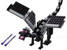Lego Minecraft Ender Dragón Figura!!!! nuevo!!!