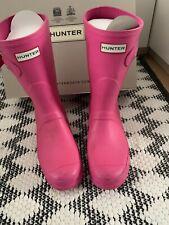 Hunter Wellies Short Lengh ( UK 7 EU 40/41 With Box.