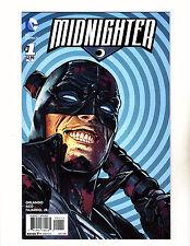 Midnighter #1 (2015, DC) VF+ Vol 2