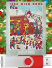 Vintage 1988 Sears Christmas Wishbook / Catalog On USB Drive Toys & More