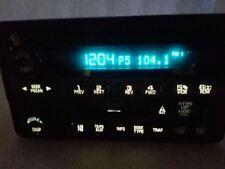 Unlocked Plug & Play Radio Stereo Cassette Tape Fits 00-02 Impala Venture 19162