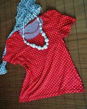 Rockabilly Kurzarm Damen-Shirts