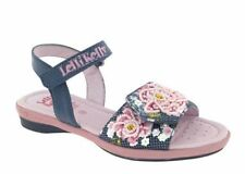 aust Bargain Lelli Kelly LK9566 Blue Fantasy  Summer shoes EU 24 US 8 Aust  7