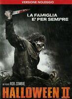 HALLOWEEN II (2009) un film di Rob Zombie - DVD EX NOLEGGIO - MEDIAFILM