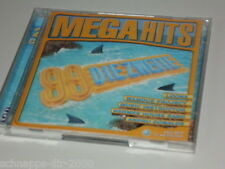 MEGA HITS 99 DIE ZWEITE 2 CD'S MIT MASTERBOY - MODERN TALKING - LOONA - DRU HILL