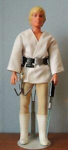 "Figurine STAR WARS "" LUKE SKYWALKER "". 30 cm. COMPLET.  De 1978"