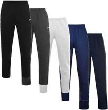 ✅SLAZENGER Herren lange Freizeit Hose Training Jogging Sport Fitness Fleece Pant
