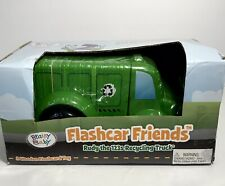Rudy the 123s Recycling Truck - Flashcard Friends Wooden Toy New Sealed