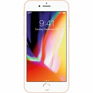 Apple iPhone 8 Gold 64GB A1863 LTE GSM CDMA Verizon Unlocked - Really Good