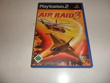 PlayStation 2 PS 2 air raid 3