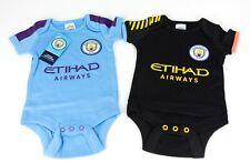 6//9 Months BABY GIFT Shirt /& Short Set Manchester City F.C