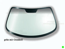 VW TOUAREG ab 2002- grün/Graukeil/Sensorvor. Windschutzscheibe, Montage Möglich!