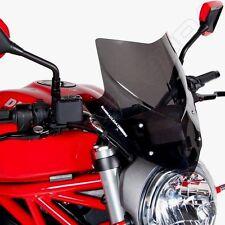 DN8300 Barracuda cupolino aerosport Ducati Monster 1200 fumè completo attacchi