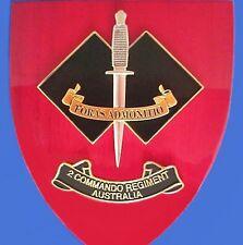 JUST RELEASED AUSTRALIAN 2 COMMANDO REGIMENT ELITE SPECIAL FORCES UNIT PLAQUE