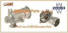 NEW OEM WAHLER MERCEDES W164 W212 W251 THERMOSTAT W/HOUSING & GASKET 6422002015
