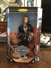 1998 Harley Davidson Barbie Collector Edition - Great Condition - Nib
