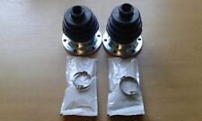 FORD ESCORT SIERRA COSWORTH 4X4 REAR DRIVESHAFT SHAFT CV JOINT GAITER BOOT KIT
