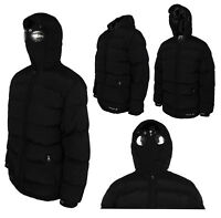 Mens Location Firefoxe Extremity Goggle Bubble Quilted Jacket Padded School Coat
