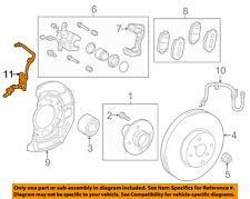 TOYOTA OEM 12-15 Prius C ABS Anti-lock Brakes-Front Speed Sensor 8954352100