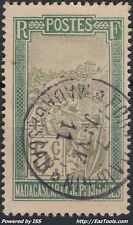 MADAGASCAR N° 97 AVEC CACHET DE FORT DAUPHIN DU 07/01/1911 A VOIR