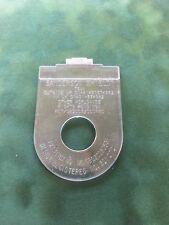 Medal Holder For Miniature Medals