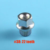 pack of one febi bilstein 08769 Angled Ball Joint for gear linkage with lock nut