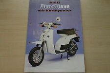 169333) Benelli S 50 Prospekt 199?