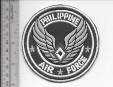 Philippines Air Force PAF Air Force National Crest ''Filipino'' grey