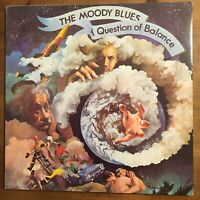Moody Blues	A Question Of Balance	LP	(Threshold)	VG+/EX	Threshold	Ths 3